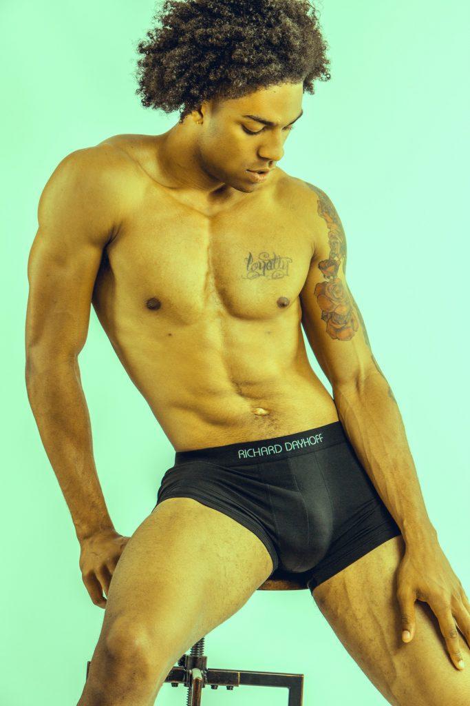 Underwear by Richard Dayhoff mode Jeremiah by Larry Pelletier