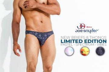 2021 Joe Snyder Bikinis Thongs