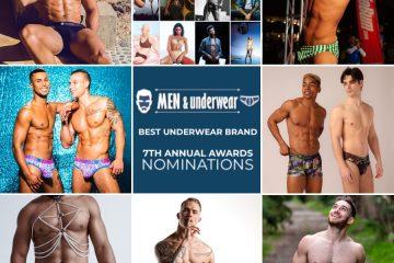 7th-Men-and-Underwear-awards - Best underwear brand 2020 nominations