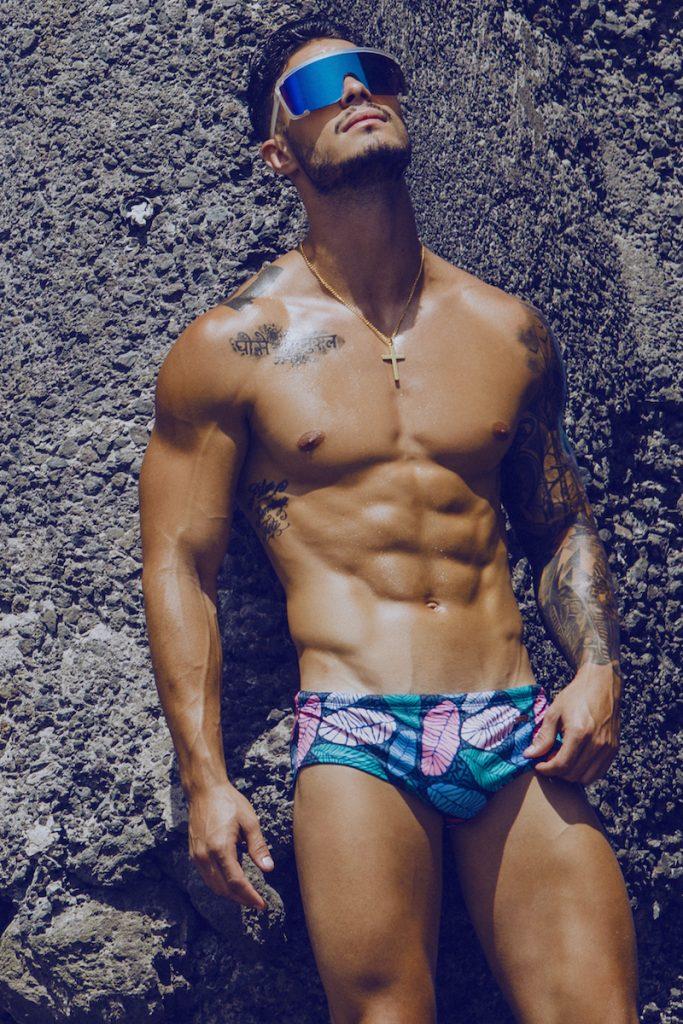 MaleBasics swimwear - model Jose by Adrian C Martin