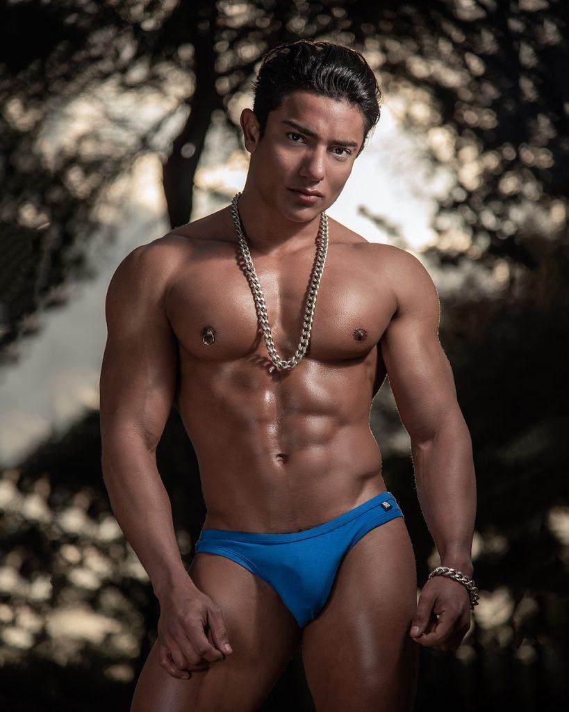 aussieBum underwear - model Jhonathan by Kuros