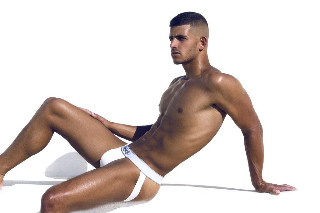 teamm8 underwear - naked briefs jock