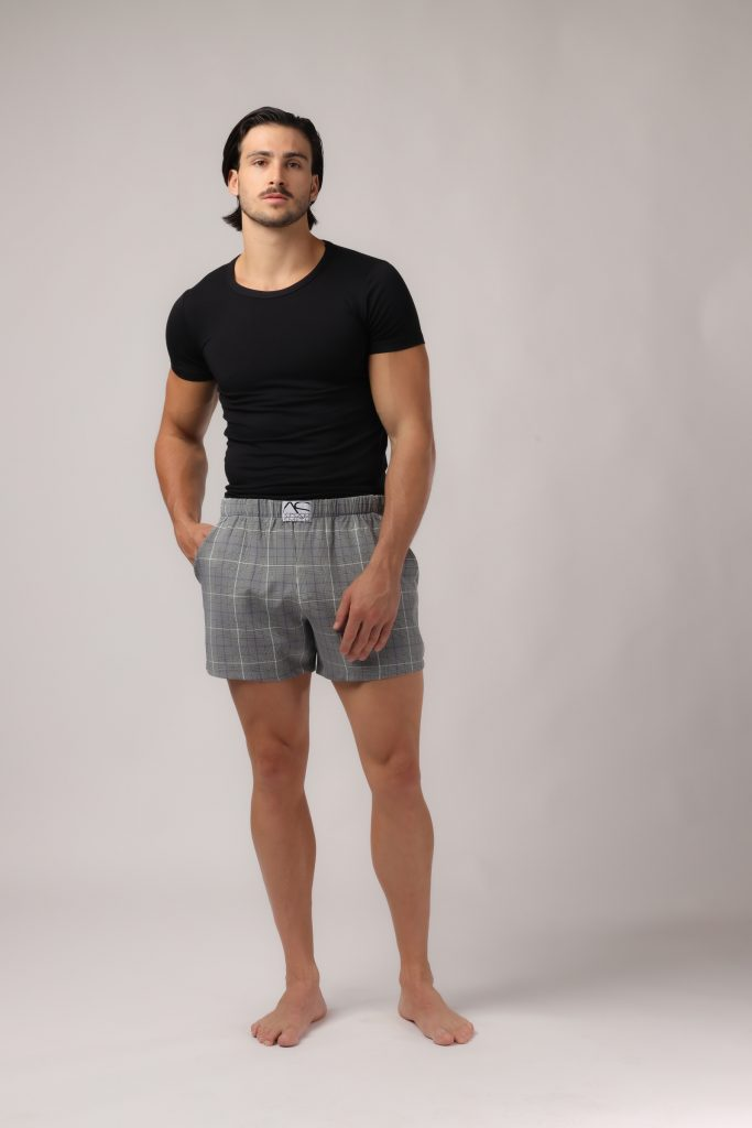 Adam Smith loungewear for men