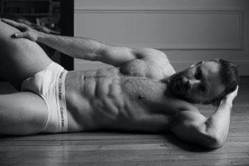Model Eric by Monsieur Kay - Calvin Klein underwear