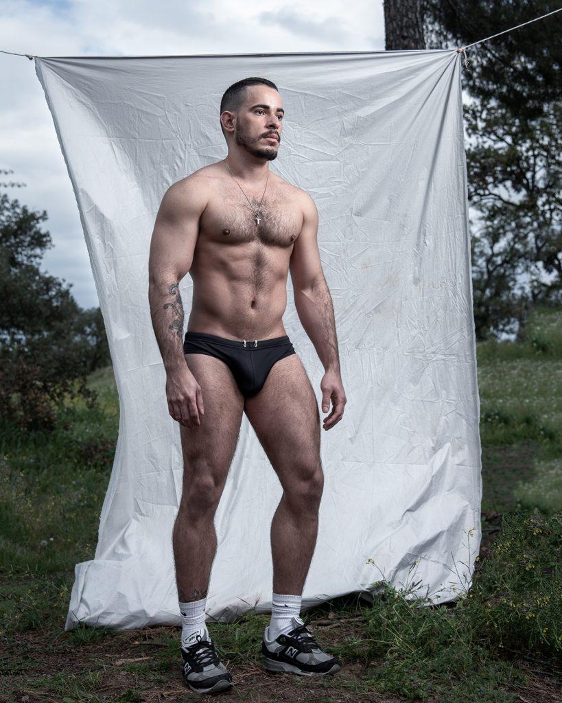 ausiebum swimwear - Models Ricco Melo by kuros