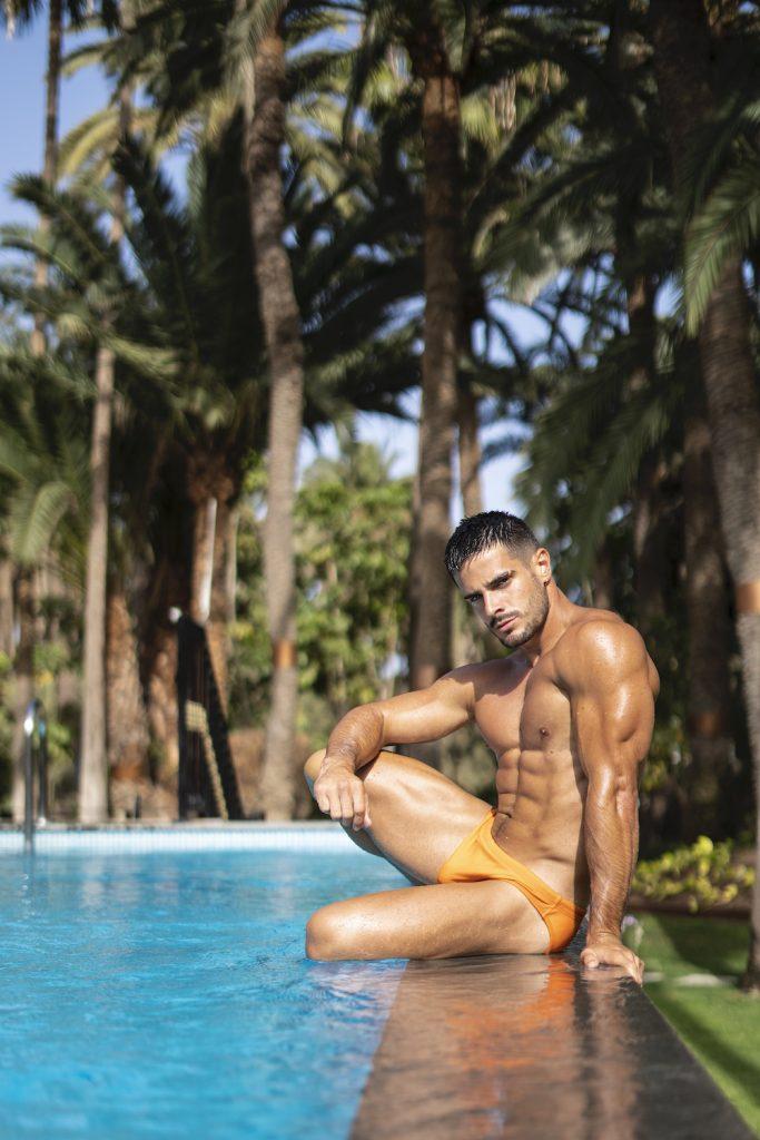 COBIANC swimwear by Jorge Cobian