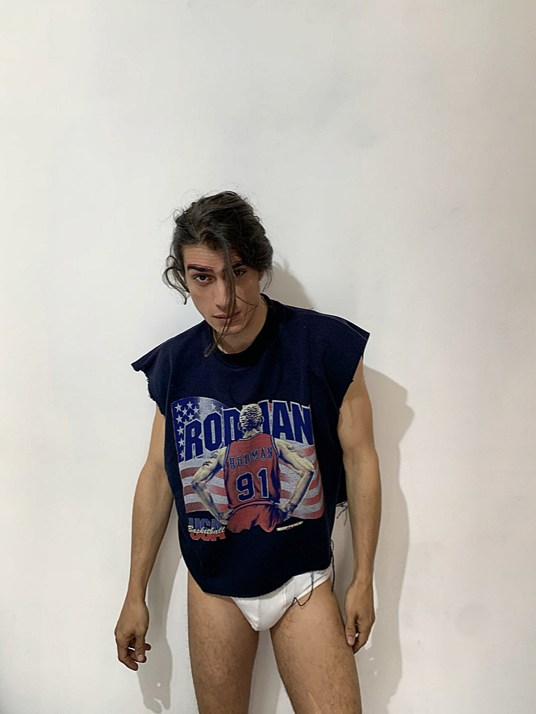 FILA underwear - model Davide Santaciara by Joseph Iaconis