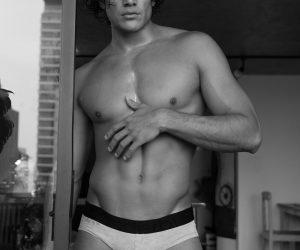 JUAN PINTOS by Marco Ovando - rounderbum underwear
