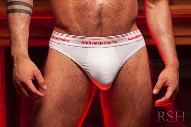 AMU underwear - Model and Finess Fanatic Simon by PhotoRSH