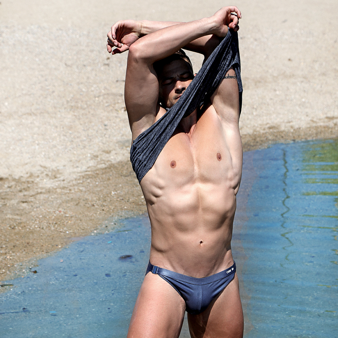 CODE 22 swimwear - Model George by Valeodis