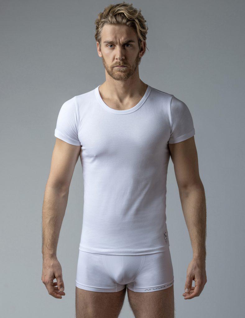 Adam Smith - Crew Neck T-Shirt