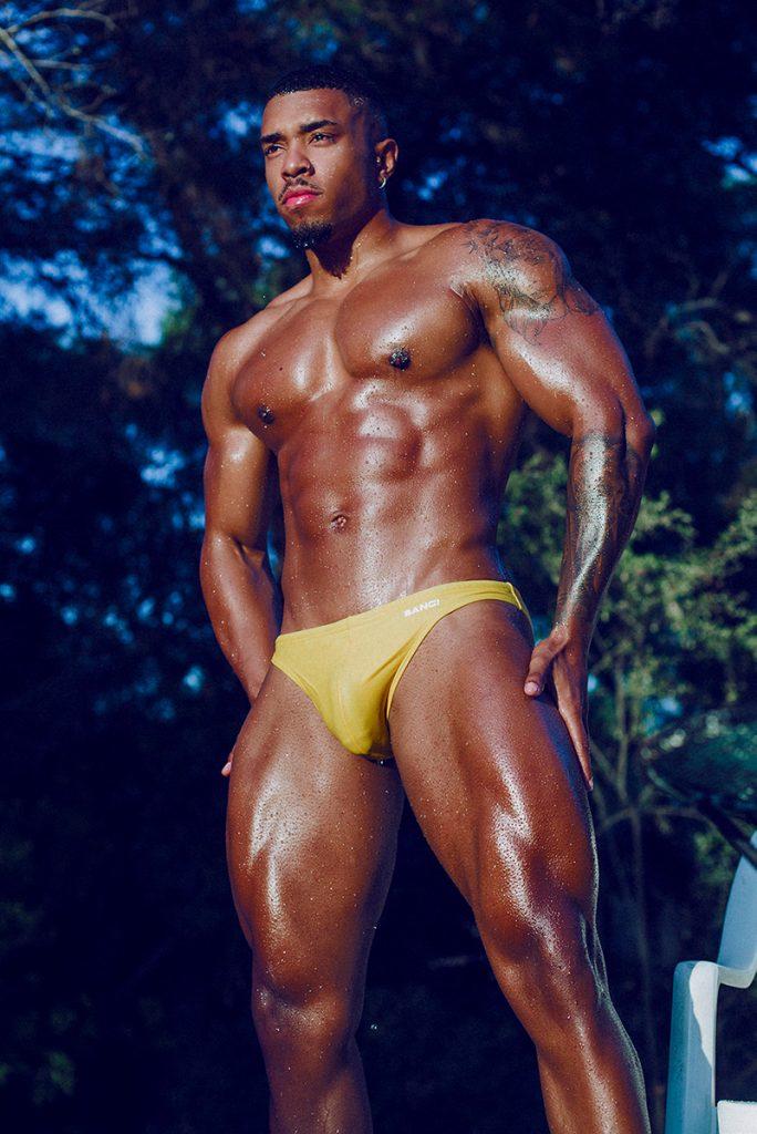 Bang swimwear - Jermaine by Adrian C Martin