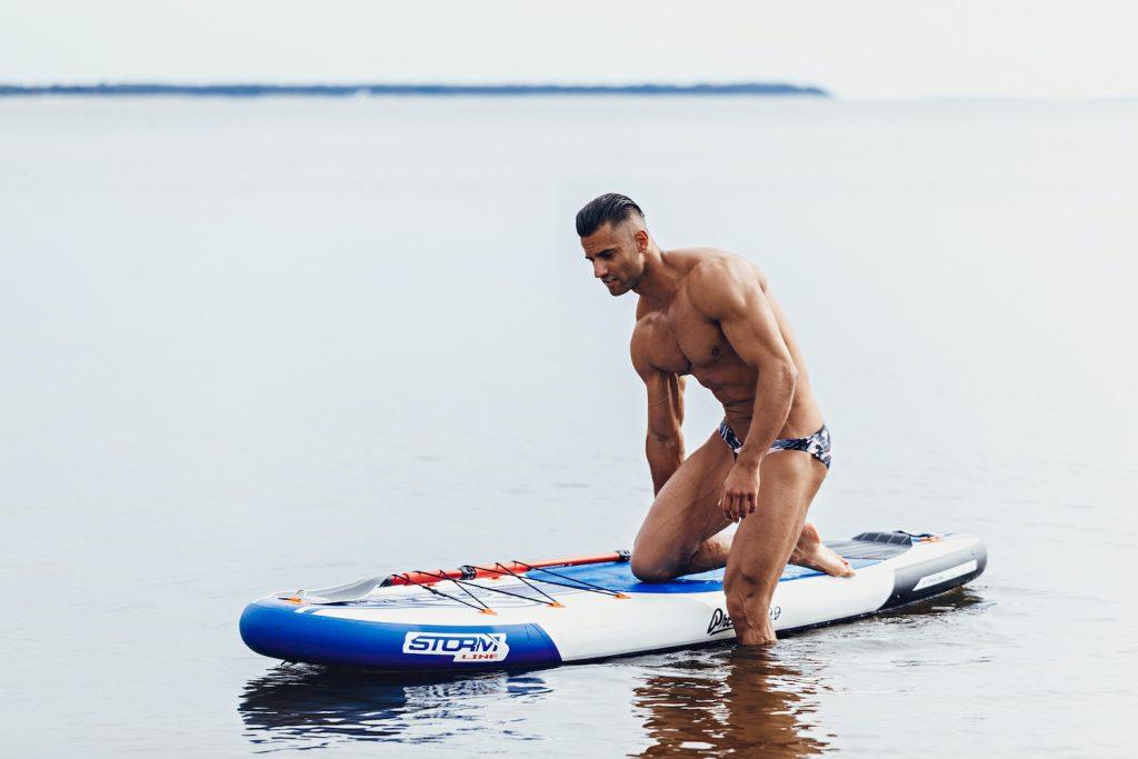 Marcuse swimwear Master pink