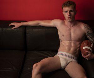 Model Edwin by MDZmanagement - JJ Malibu underwear
