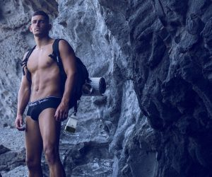 Walking Jack - SS2021 Collection - with Model Loren by Adrian C. Martin