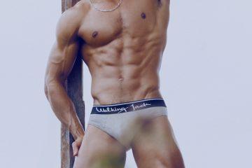 Alexis Estrada by Adrian C. Martin 02 - Walking Jack underwear