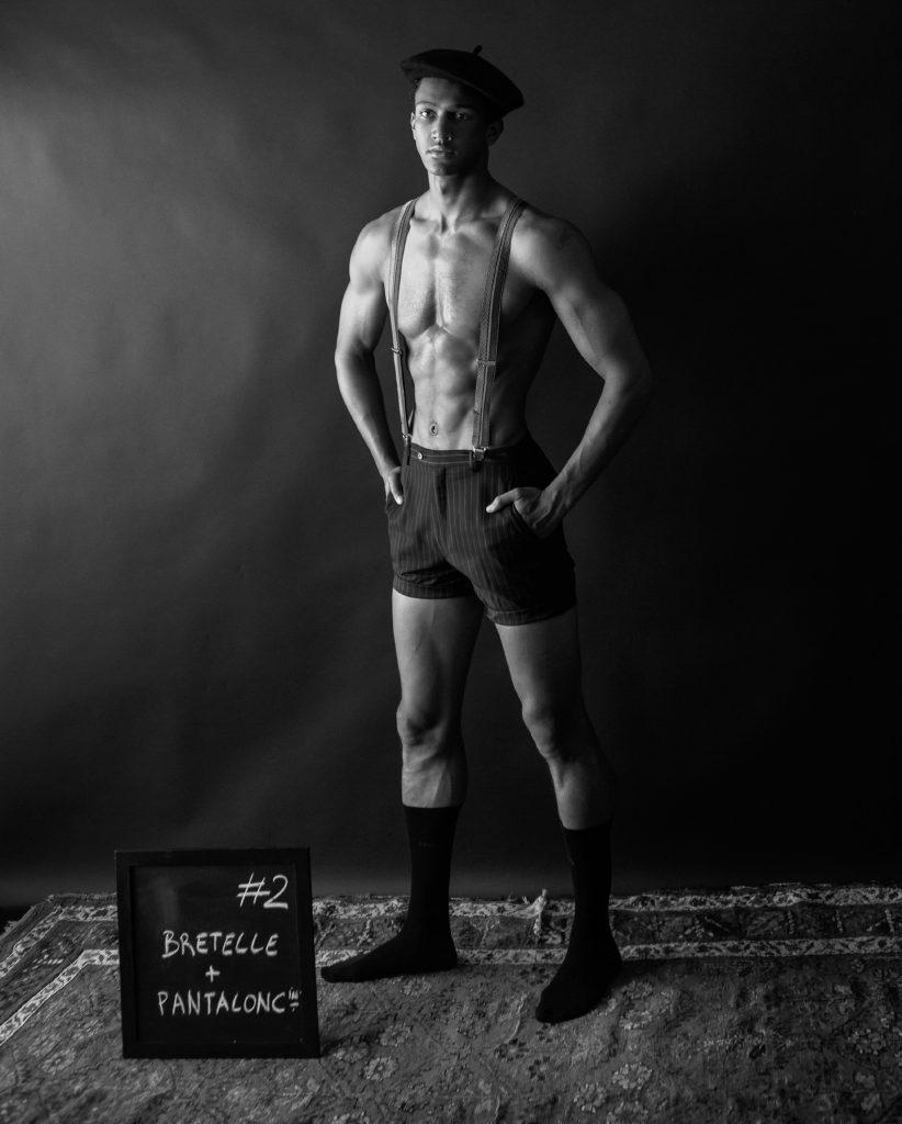 Loïc Namigandet by Baldovino Barani - FACTORY Fanzine XXXVIII