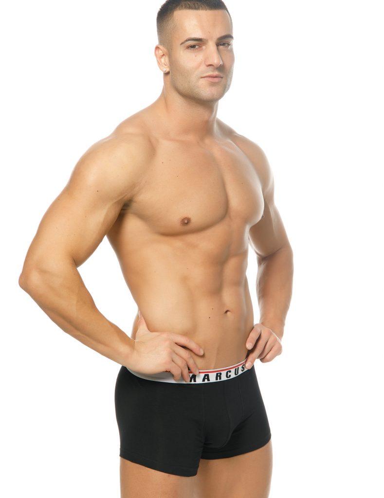 Marcuse Australia - underwear - Urban boxer black