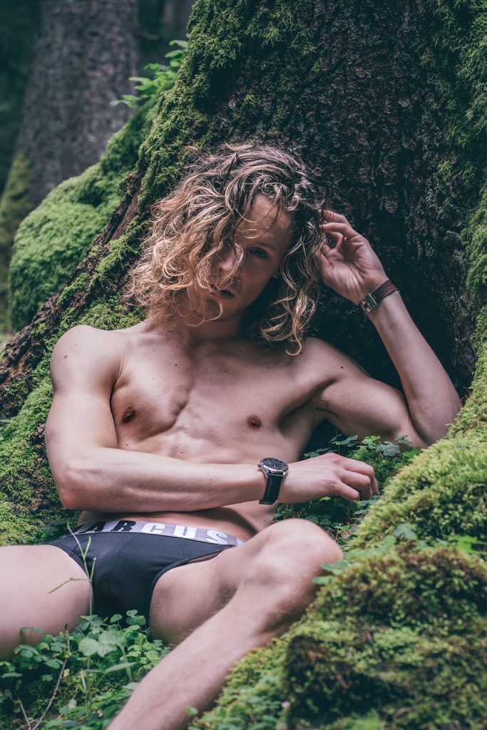 Marcuse brief - Tibo model by Portraits by Sky