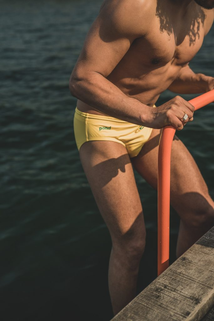 Pond Copenhagen - swimwear