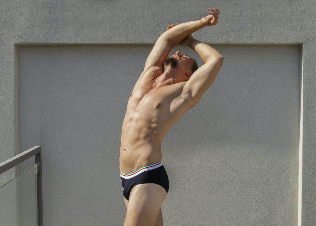 Ultimo Bacio - Italian underwear - Vasco by Doitsini
