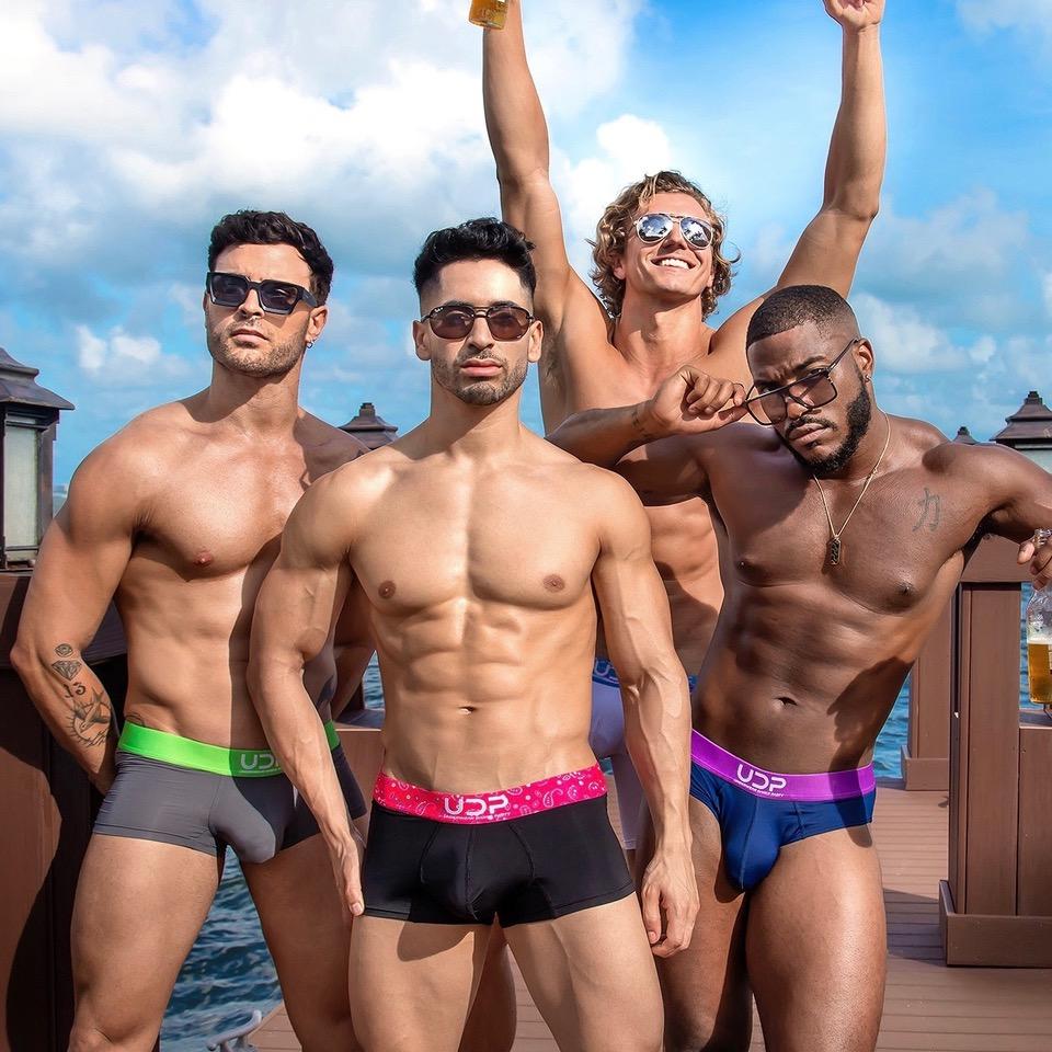 Underwear Dance Party brand