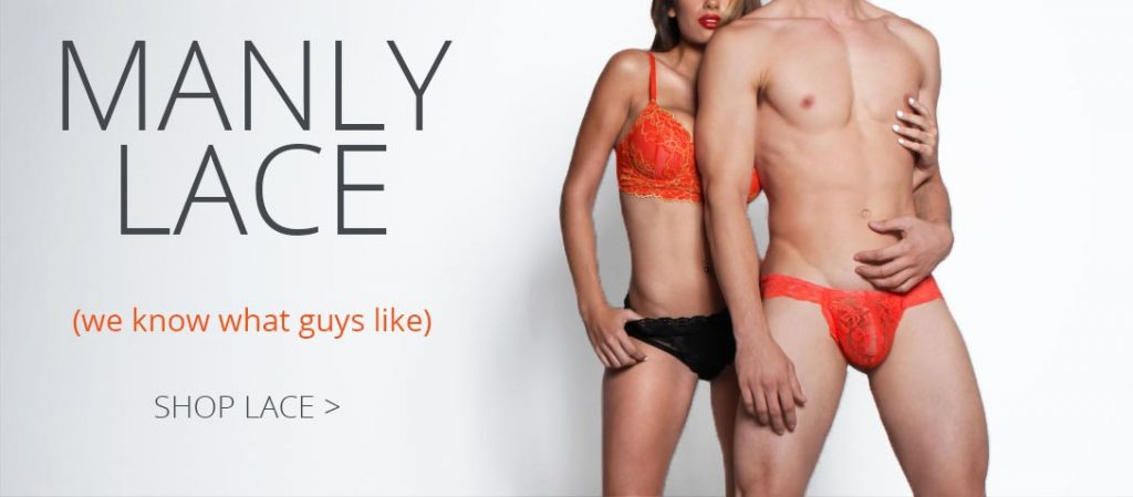 Body Aware Lace Brazil Brief - back - underwear review