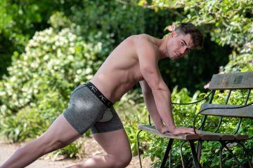 Adam Smith - Sports Collection - model Patrick by Louis C