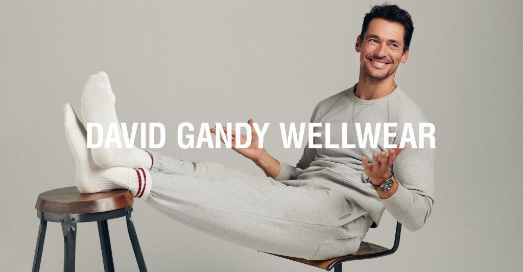 David Gandy Wellwear
