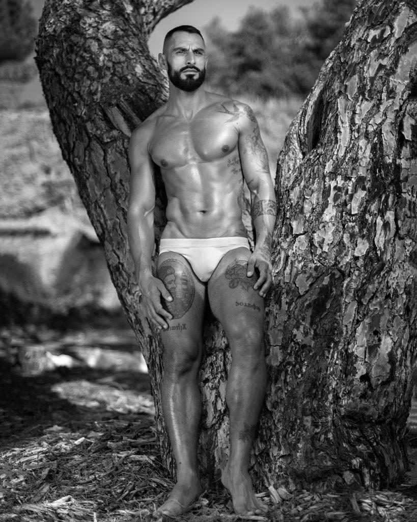 Intimissimi underwear - models Jose by Kuros