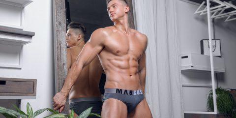 Marcuse Underwear Active brief charcoal