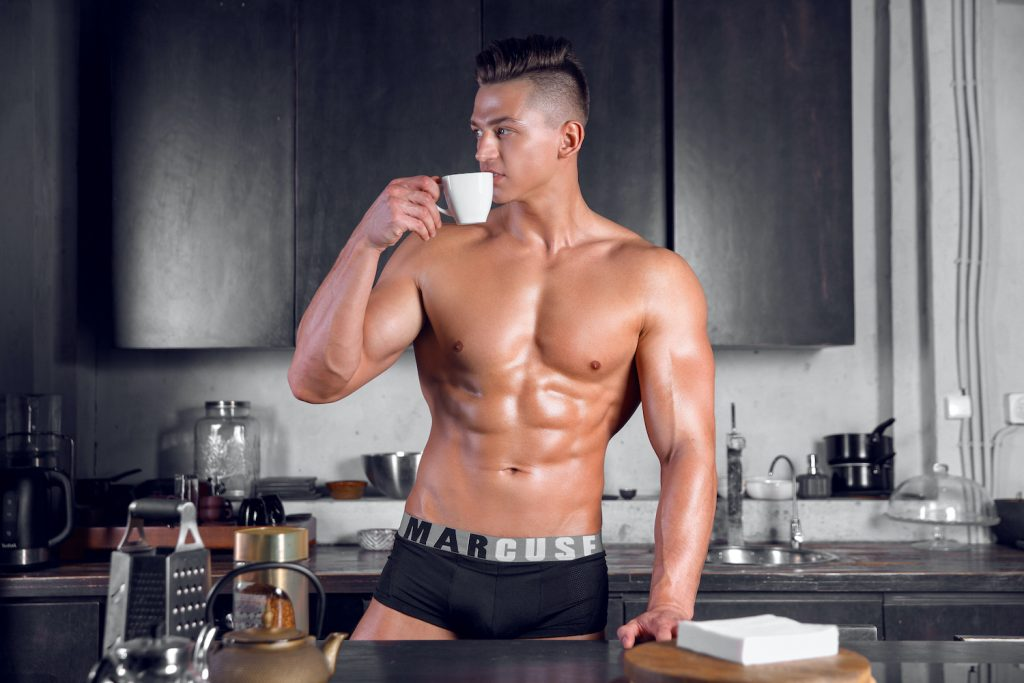 Marcuse Underwear Marcuse Underwear Active boxer black