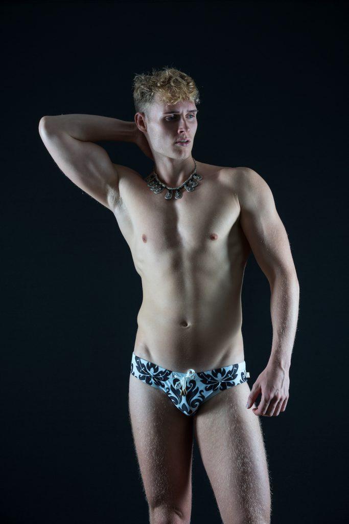 Marcuse swimwear - Model Edward by Markus Brehm