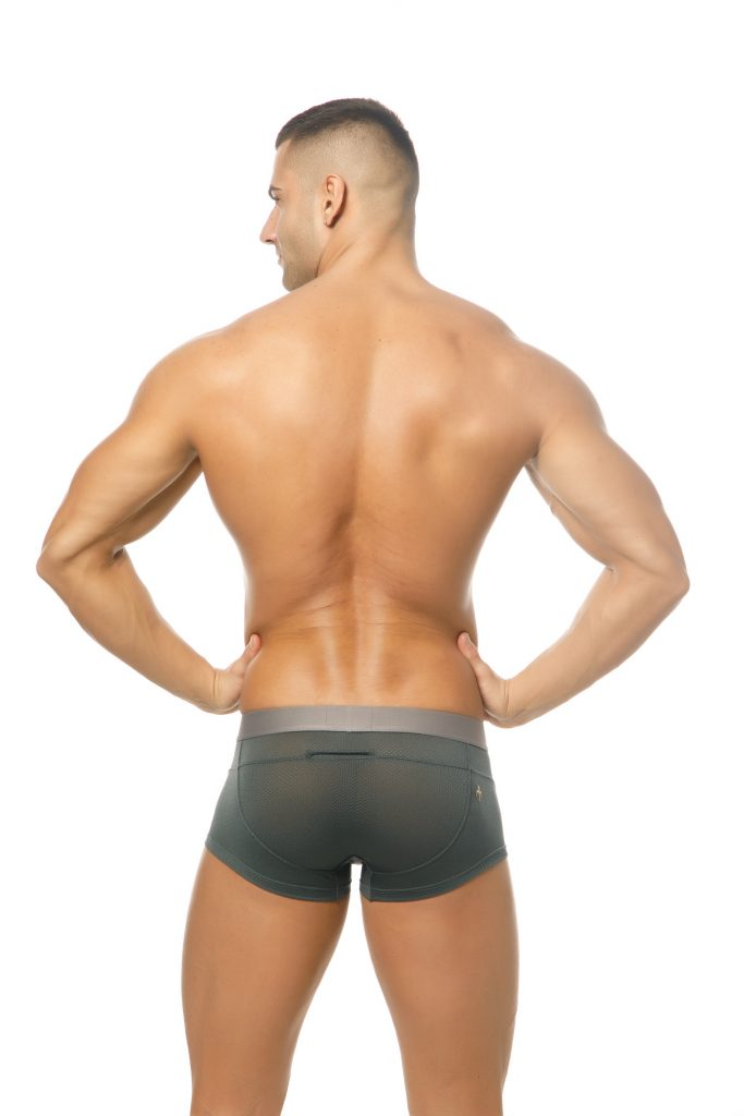 Marcuse underwear - Active boxer charcoal
