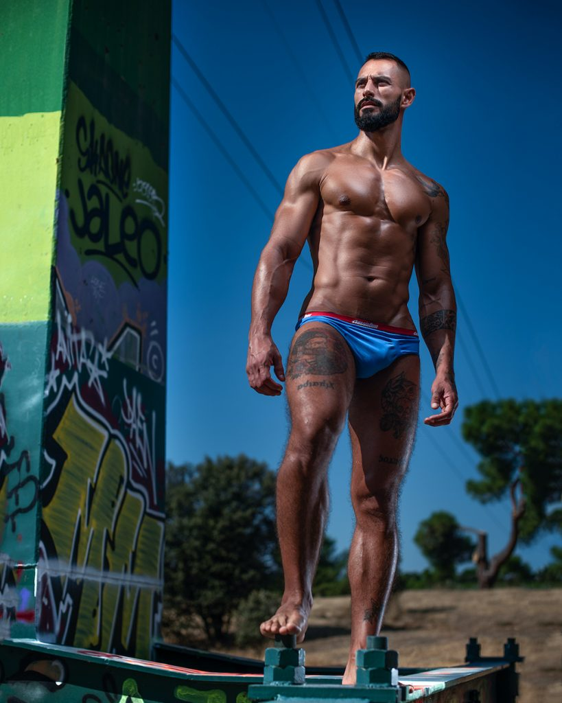 aussieBum underwear - models Jose by Kuros