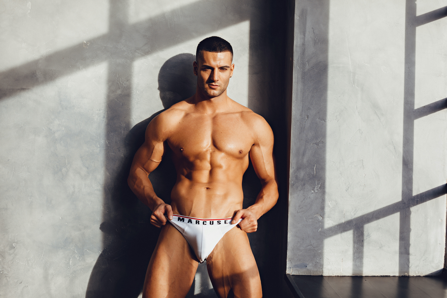Marcuse - Active boxer charcoal