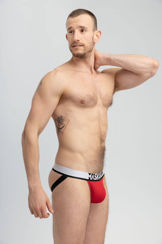 Maskulo underwear - microfiber jockstrap