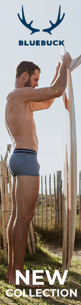 Mens underwear shop - Bluebuck underwear