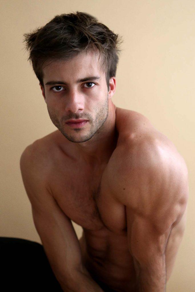 Gilberto Fritsch | Beautiful men, Male models, Most