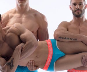DMXGEAR underwear - Anatomically Fit collection