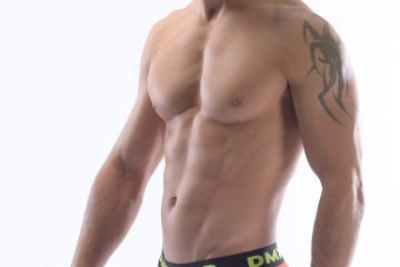DMXGEAR underwear - Anatomically Fit Briefs