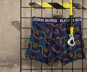 Bjorn Borg collaborates with Ryan Hawaii for new underwear collection