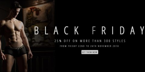 L'Homme Invisible black friday sale 2018