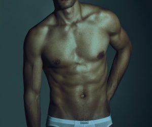 Lucas Loyola by Santiago Bisso - Calvin Klein underwear