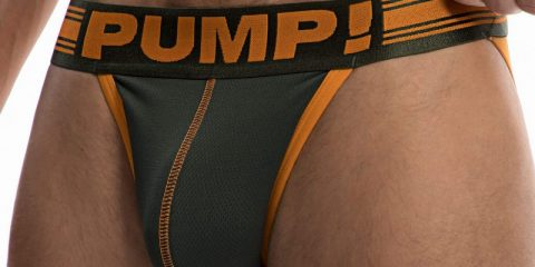 PUMP mesh jockstraps