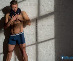Phil Bruce by Markus Brehm - Bluebuck underwear