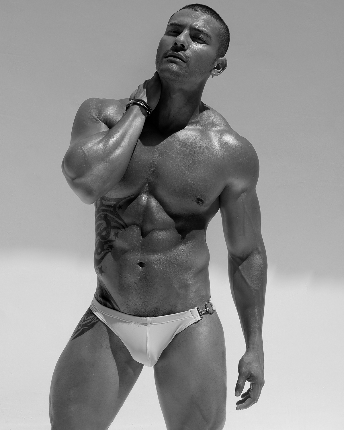 ALEX SANCHEZ by Marco Ovando in RUFSKIN