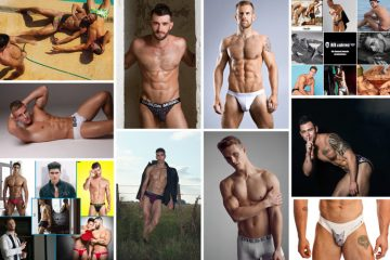 Men and Underwear - most popular features in 2018