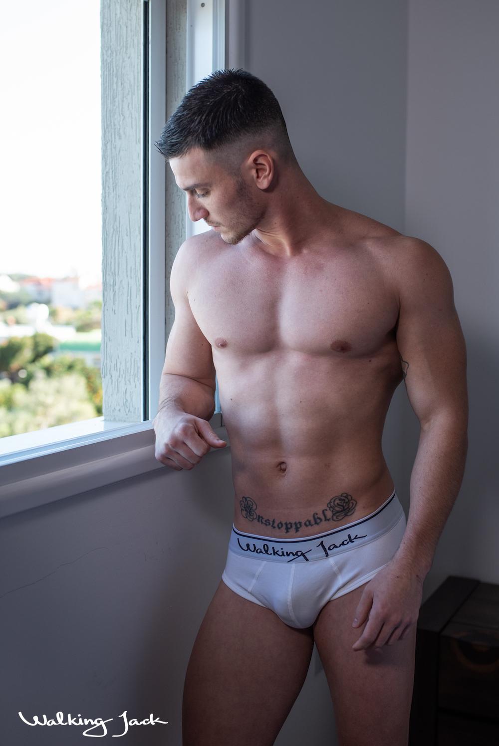 Walking Jack underwear