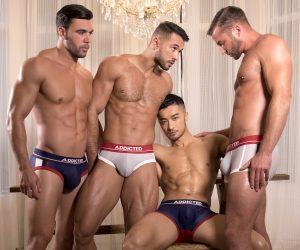 Addicted underwear